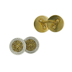300px-Larter_and_sons_cufflinks_130-1-75b Cufflinks: The Most Favorite Men Jewelry