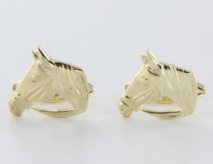 31244x20Estatex20Horsex20Cufflinks.1L Cufflinks: The Most Favorite Men Jewelry