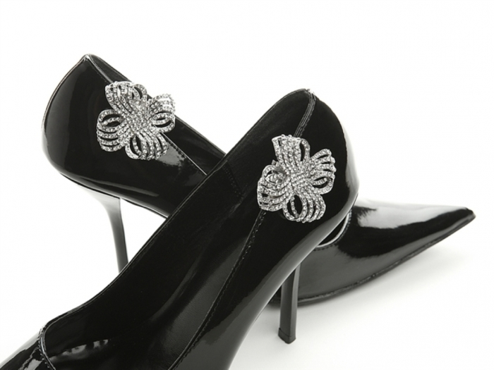 3847SC-2 27 Ideas Bring a New Life to Your Shoes by Adding Shoe Clips & Charms
