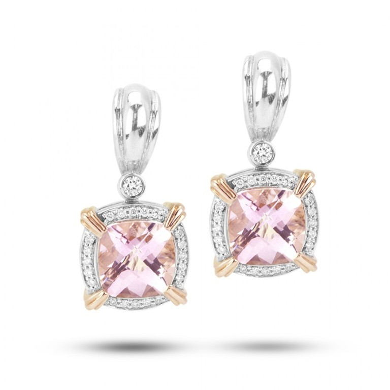 3902848 Pink Topaz Jewelry as a Romantic Gift