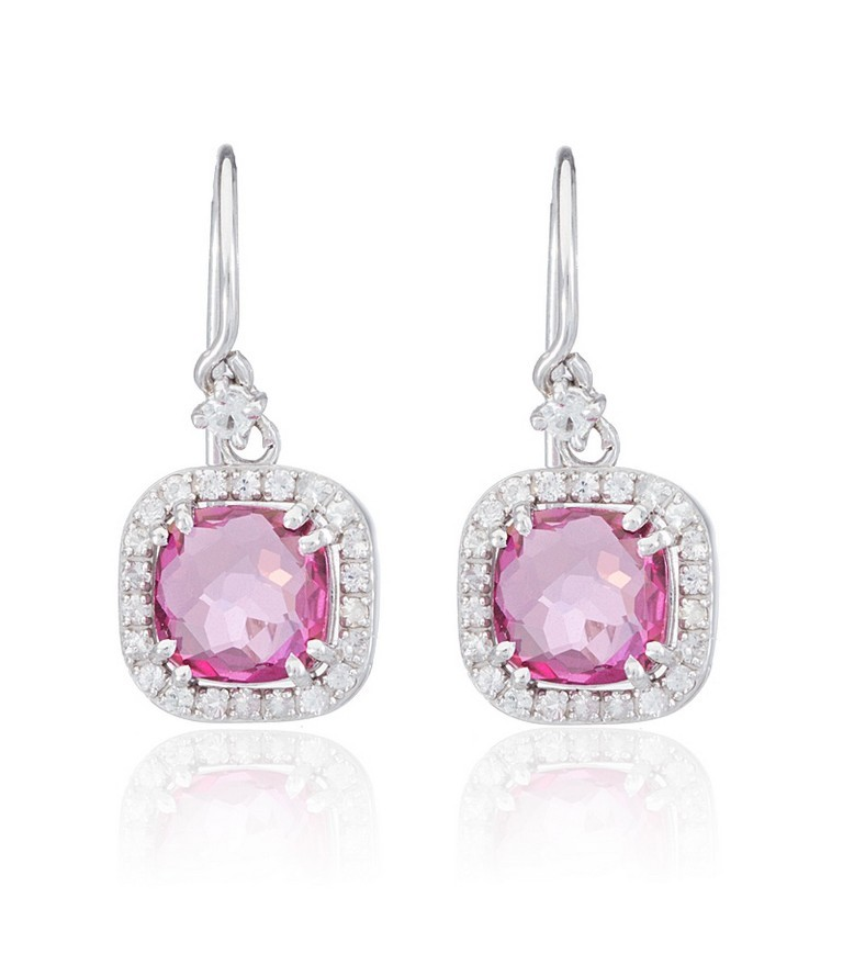 40170061 Pink Topaz Jewelry as a Romantic Gift