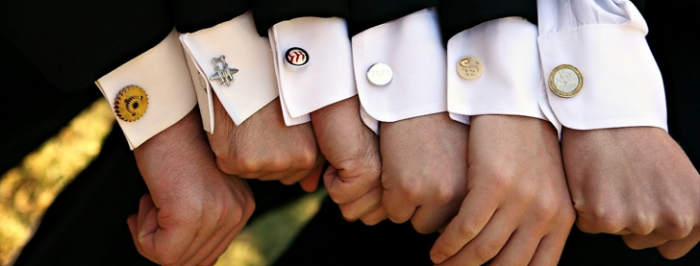 445545545 Cufflinks: The Most Favorite Men Jewelry