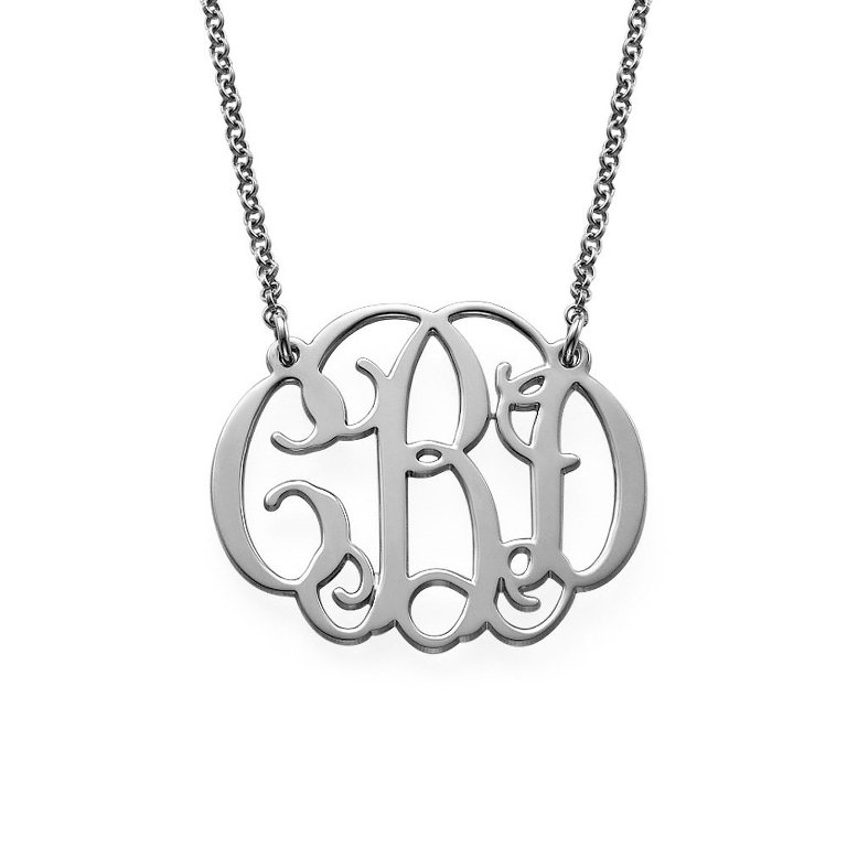 515+brSgPsL._UL1500_ Express Your Love by Presenting Monogram Jewelry