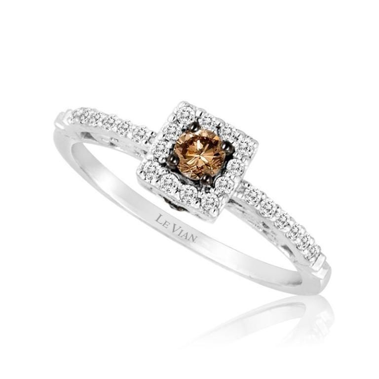 559 Chocolate Diamond Rings for a Fascinating & Unique Look