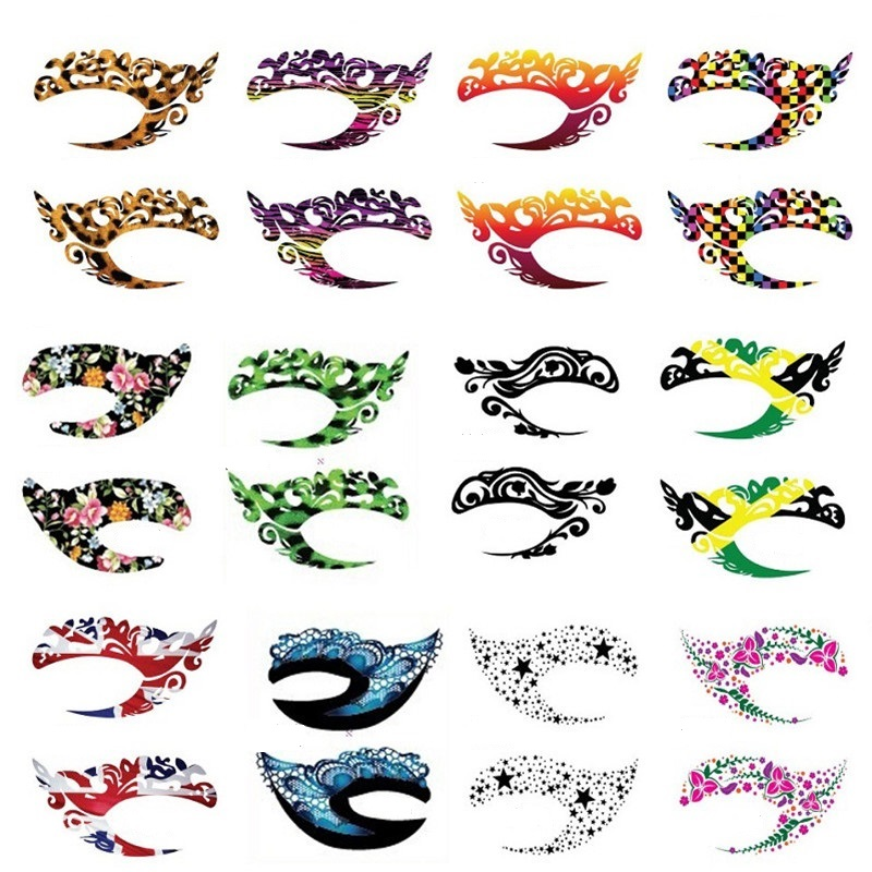 5645454 Best 12 Temporary Makeup Tattoo Designs