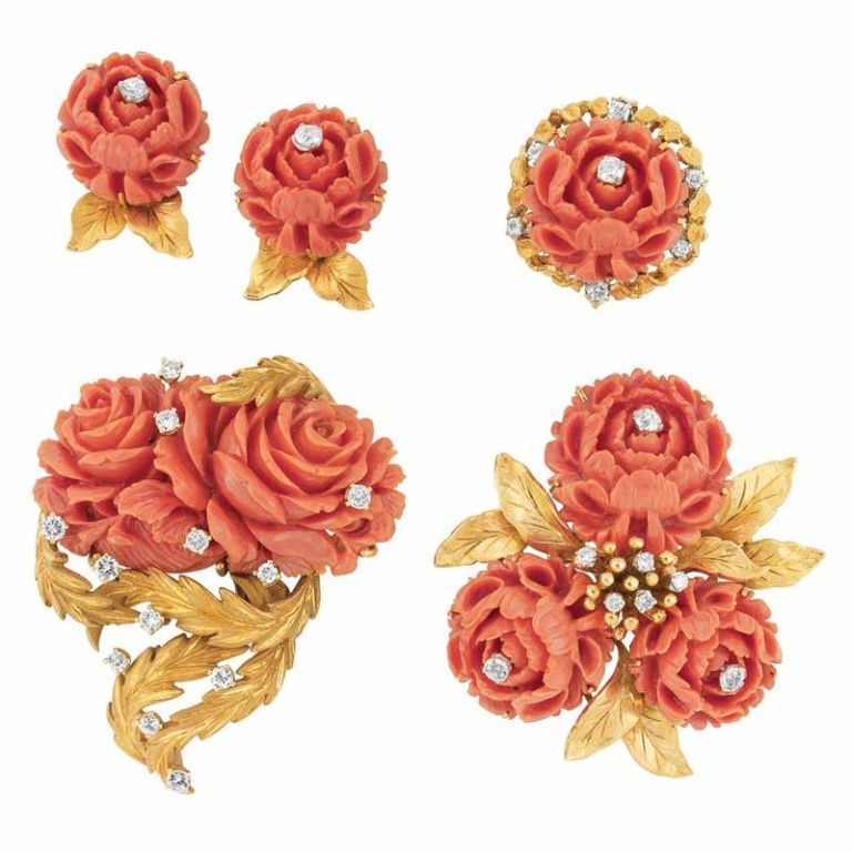 56893725 Coral Jewelry as a Magnificent Type of Jewelry from the Sea