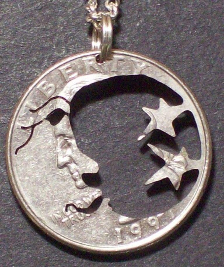 59e8ac786f15791de58237c34e5b6fc4 25 Unique & Fashionable Coin Jewelry Pieces