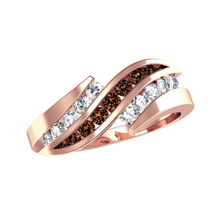 70965_3c74671c2c83aa74687d69c24677c8607b417f70 Chocolate Diamond Rings for a Fascinating & Unique Look
