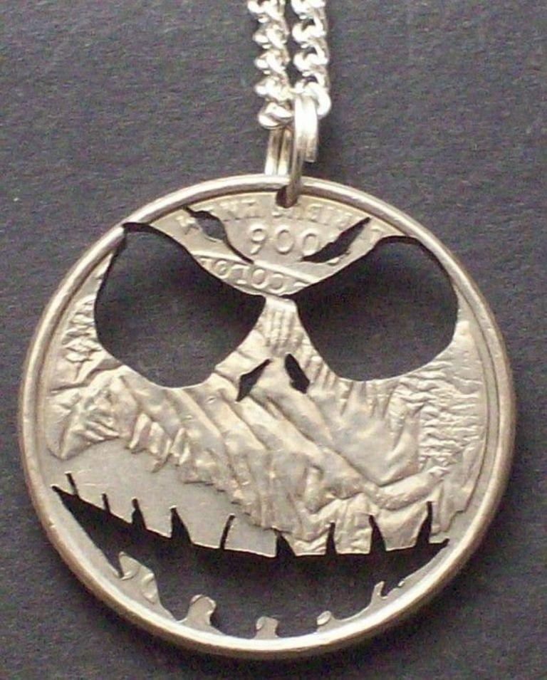 82ef191528530060fbcbd3a5752d0f8f 25 Unique & Fashionable Coin Jewelry Pieces