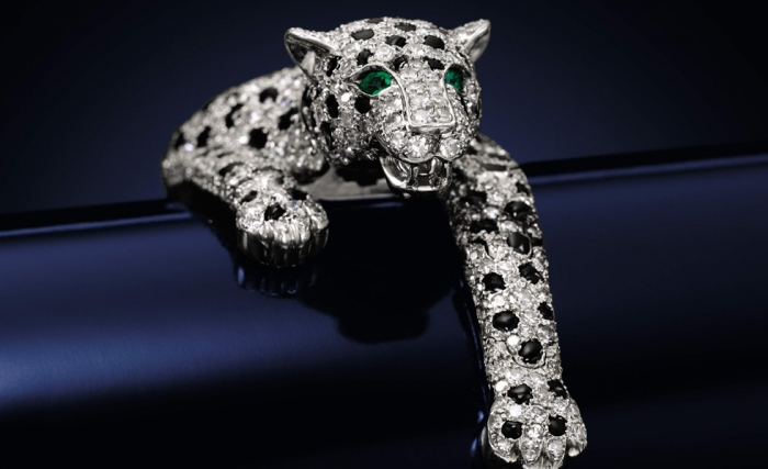 980Lot-19-Cartier-Panther-Bracelet-A 69 Dress Jewelry Pieces in the Shape of Your Favorite Animal