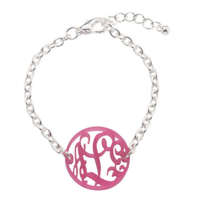 ACB-PINK_opt Express Your Love by Presenting Monogram Jewelry