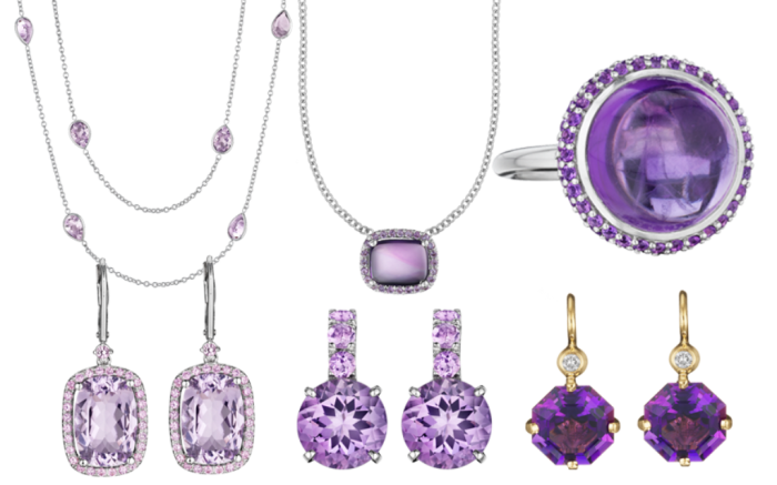 Amethyst-February Meanings & Qualities which Are Associated with Birthstones