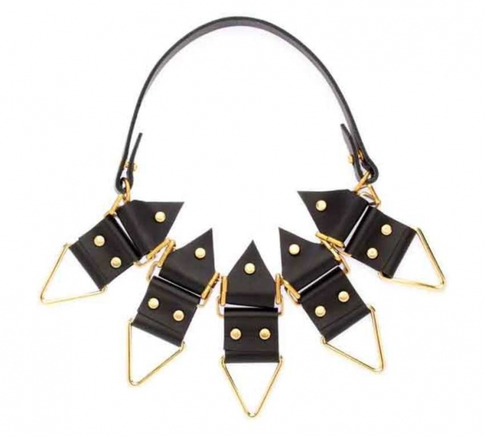 Anubis-Black-Leather-Necklace Top 25 Breathtaking & Stylish Leather Jewelry Pieces