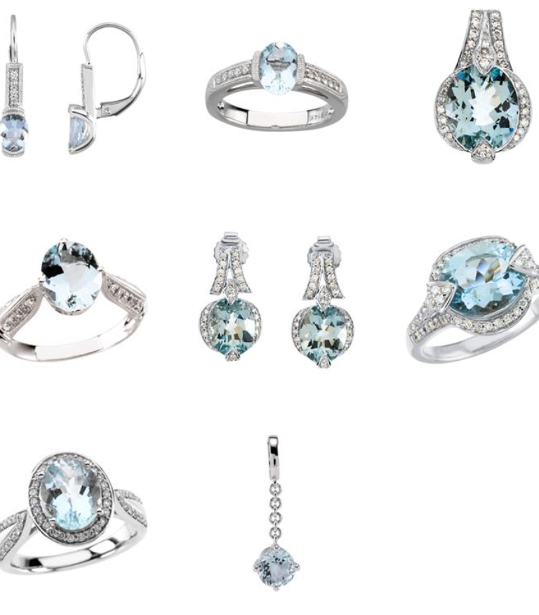 Aquamarine Meanings & Qualities which Are Associated with Birthstones