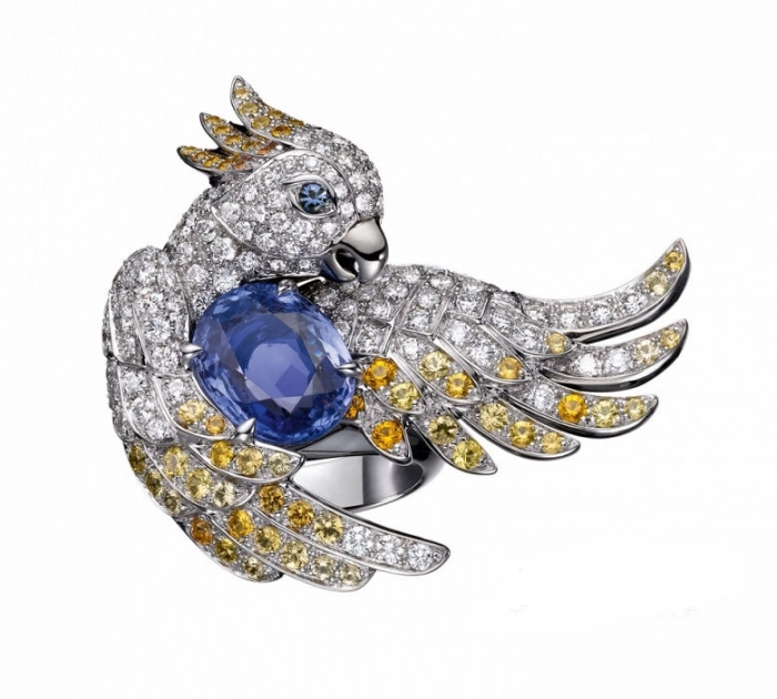 Boucheron-Animal-Jewelry-11 69 Dress Jewelry Pieces in the Shape of Your Favorite Animal
