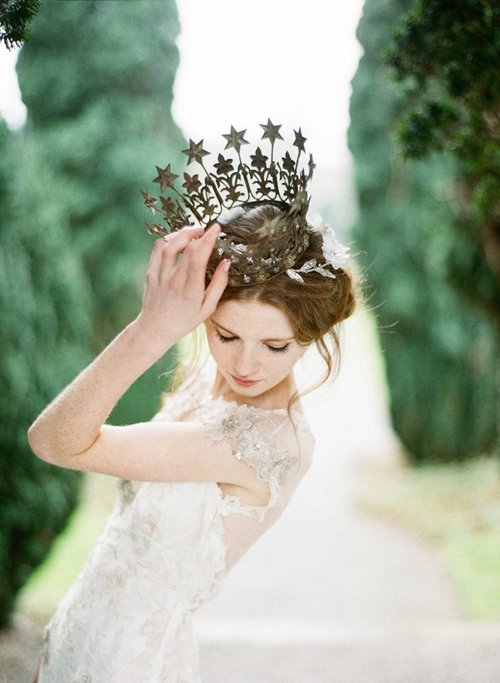 Bridal-Crown Be Like a Queen with Your Crown [79 Newest Trends...]