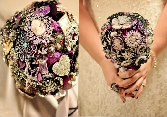 Brooch-Bouquets2 Complete Your Look and Prove Yourself with Brooches and Pins