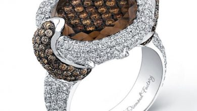 Photo of Chocolate Diamond Rings for a Fascinating & Unique Look