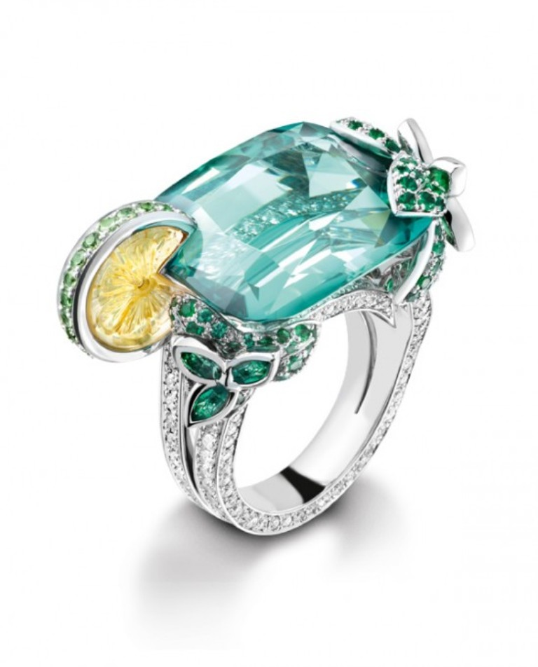 Colorful-Stylish-Diamond-Ring-Designs-Pictures4 How to Tell Real Jewelry from Fake
