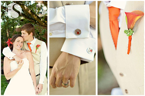 Cufflinks-Wedding-Accessories Cufflinks: The Most Favorite Men Jewelry