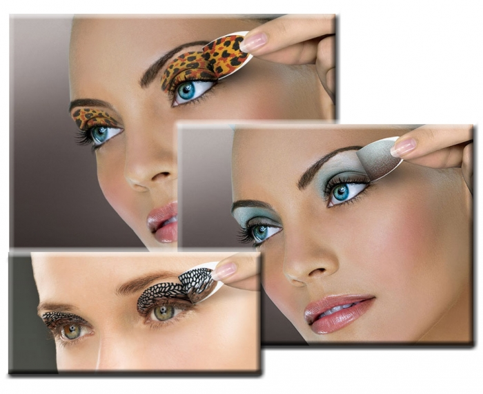 EYESHADOWS-copy Best 12 Temporary Makeup Tattoo Designs