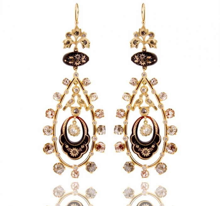 Earings_1 25 Victorian Jewelry Designs Reflect Wealth & Beauty