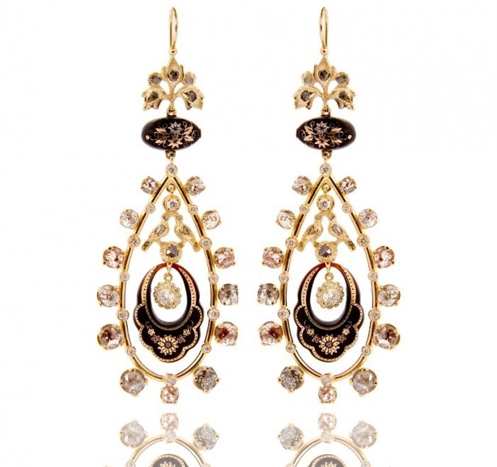 Earings_1 25 Victorian Jewelry Designs Reflect Wealth & Beauty