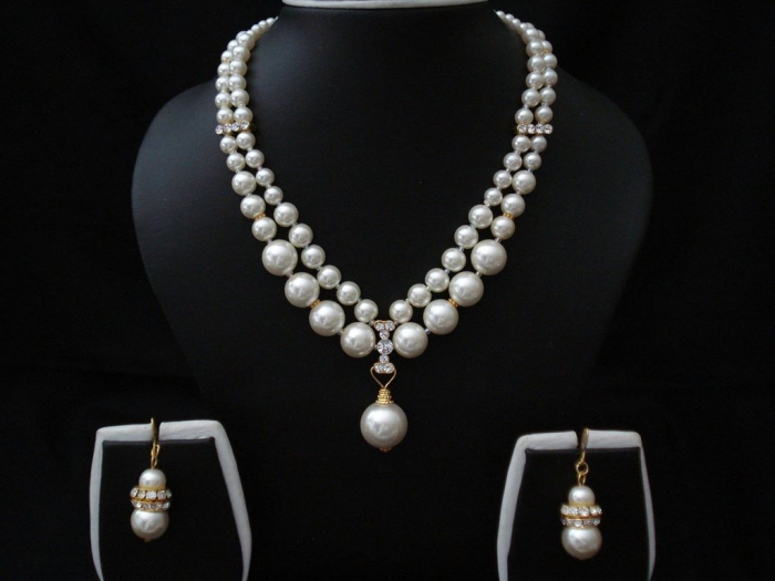 Elegant-Pearl-Jewelry-7 How to Take Care of Your Pearl Jewelry