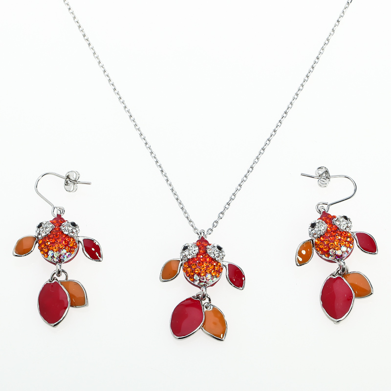 G0154 69 Dress Jewelry Pieces in the Shape of Your Favorite Animal