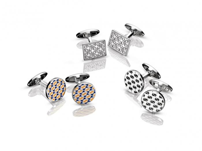 Gucci-Jewelry-New-Silver-Cufflink-Collection-for-Men Cufflinks: The Most Favorite Men Jewelry