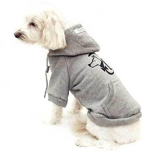 Hooded_dog_Seatshirt Top 35 Winter Clothes for Dogs