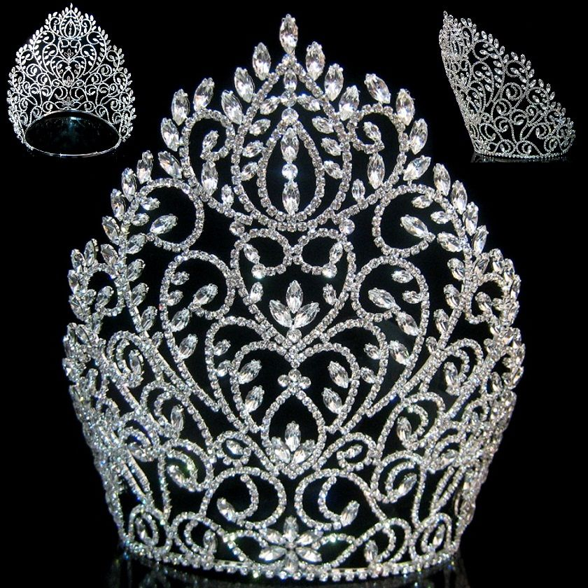 K-322-S-Clear1 Be Like a Queen with Your Crown [79 Newest Trends...]