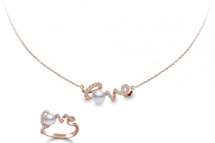 MIKIMOTO-Pearls-of-LOVE_18k-pink-gold-with-Akoya-pearl-and-diamonds_set How to Tell Real Jewelry from Fake