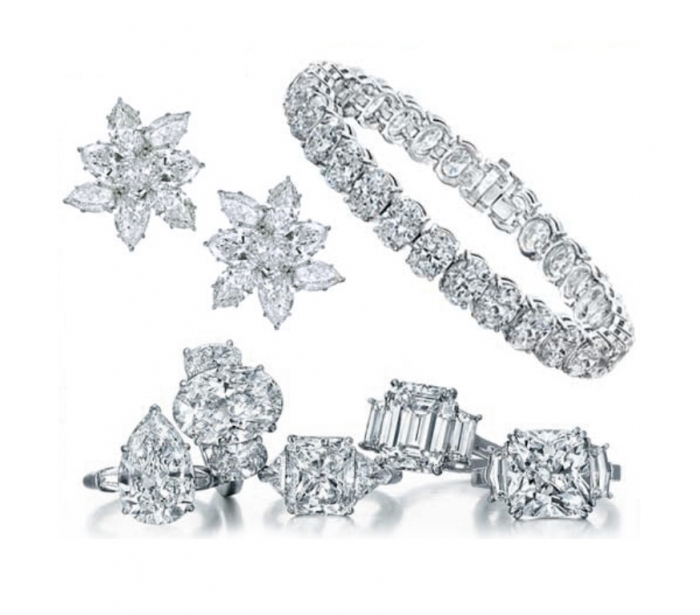 Norman-Silverman-Diamonds-Couture-2013 How to Take Care of Your Diamond Jewelry
