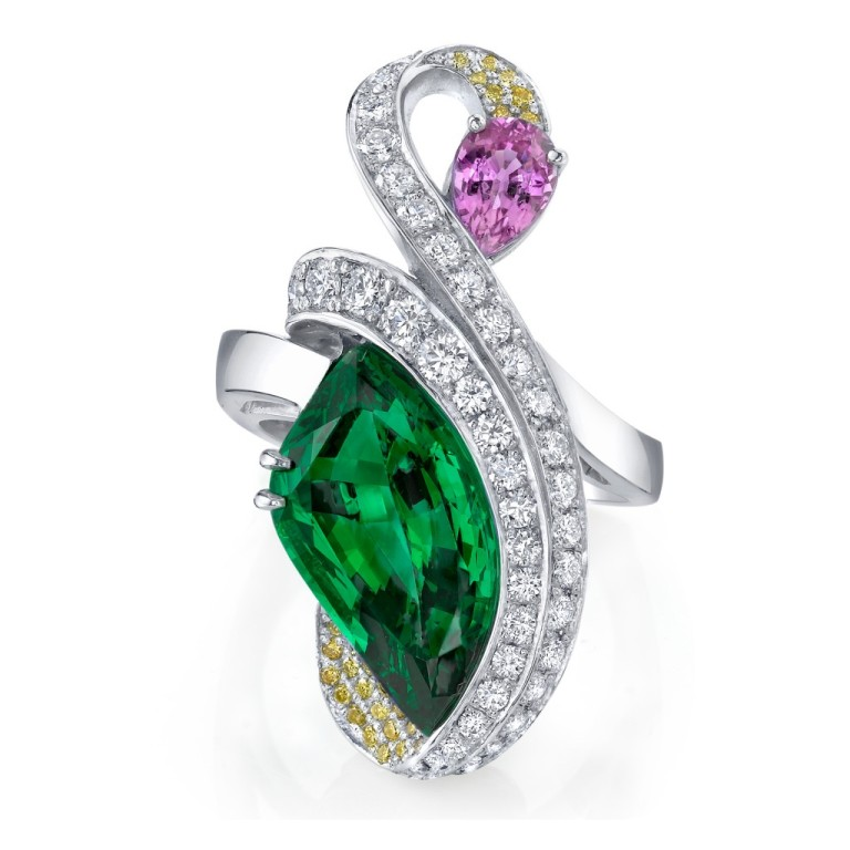 R1276_Front-1024x1024 Tsavorite as a Strong Competitor to Emerald
