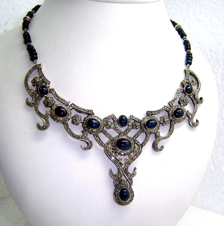 RGV-831 25 Victorian Jewelry Designs Reflect Wealth & Beauty