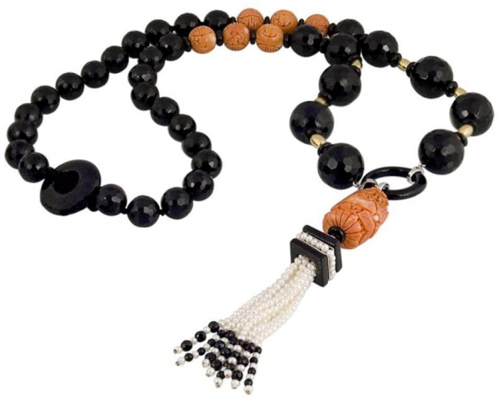 S14864 Coral Jewelry as a Magnificent Type of Jewelry from the Sea