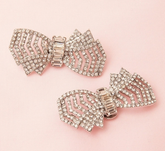 SC0024-CRSTL-2 27 Ideas Bring a New Life to Your Shoes by Adding Shoe Clips & Charms