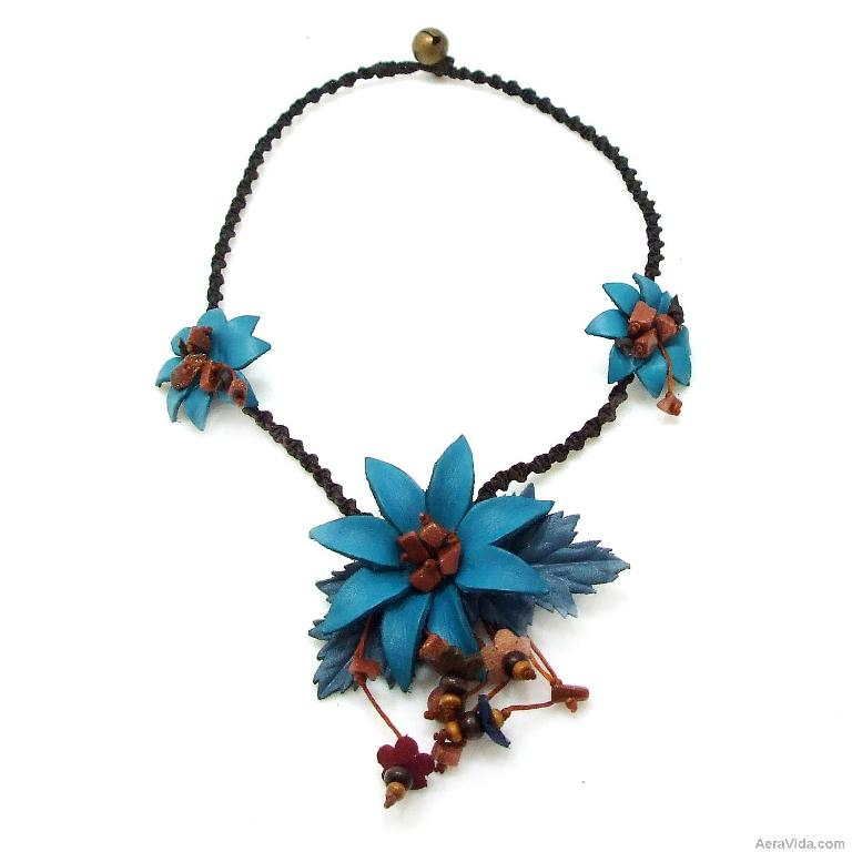 SecureImg Top 25 Breathtaking & Stylish Leather Jewelry Pieces