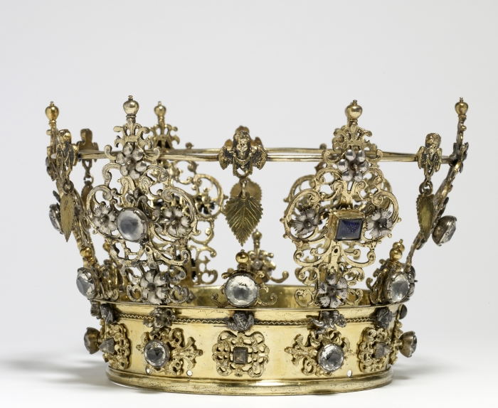 Swedish_-_Swedish_Wedding_Crown_-_Walters_572047_-_View_B Be Like a Queen with Your Crown [79 Newest Trends...]