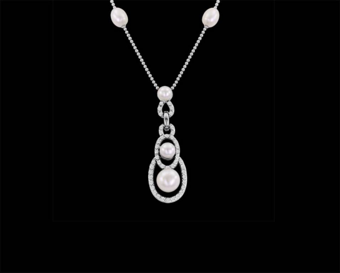 Teardrop-Pearl-Necklace How to Take Care of Your Pearl Jewelry