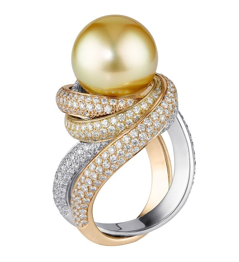 Trinity-diamond-ring-with-pearl Why Do Rings Turn My Finger Green?
