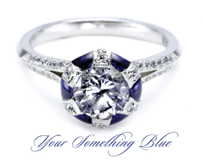 Vintage-Style-Engagement-Rings-9 Easy Tricks to Make Your Diamond Look Larger