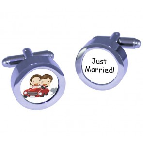 Wedding_Just_Married_Cufflinks-461large_1 Cufflinks: The Most Favorite Men Jewelry