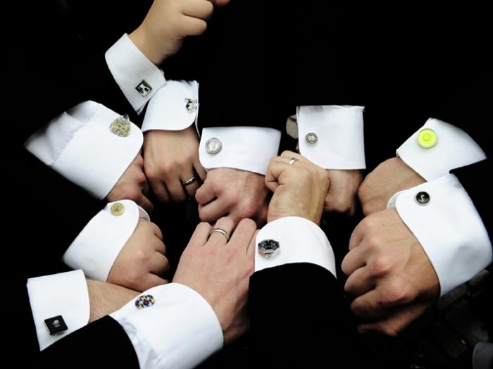 Weddings-Cufflinks Cufflinks: The Most Favorite Men Jewelry