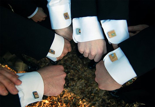 Zelda-Cufflinks Cufflinks: The Most Favorite Men Jewelry