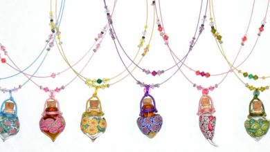 Photo of Aromatic Jewelry for a Fashionable Look & Fresh Smell All the Time