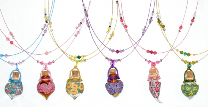 aromanecklacedouble-1 Aromatic Jewelry for a Fashionable Look & Fresh Smell All the Time