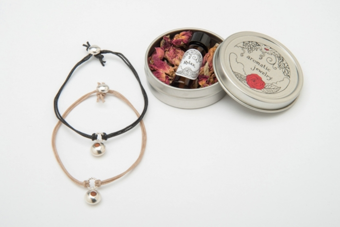 aromatic-cord-bracelet Aromatic Jewelry for a Fashionable Look & Fresh Smell All the Time