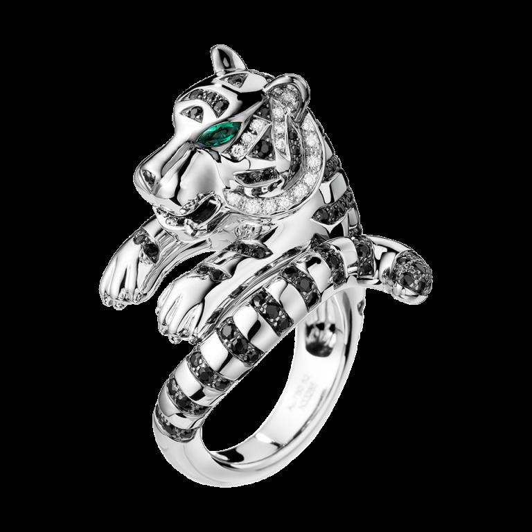 bagha-white-gold-ring-jrg01819 Why Do Rings Turn My Finger Green?